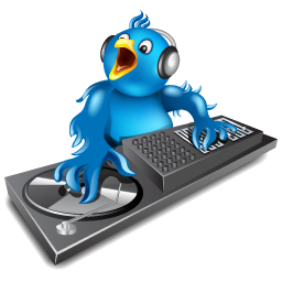 Photos of Twitter DJ